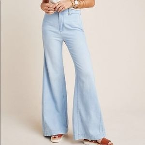 [Anthropologie] Pilcro High-Rise Flare Jeans 29